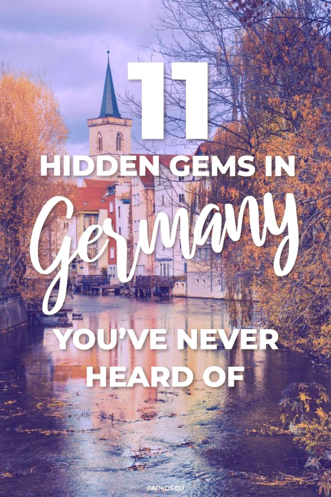 11 Hidden Gems in Germany that you've probably never heard of Germany is full of incredible place
