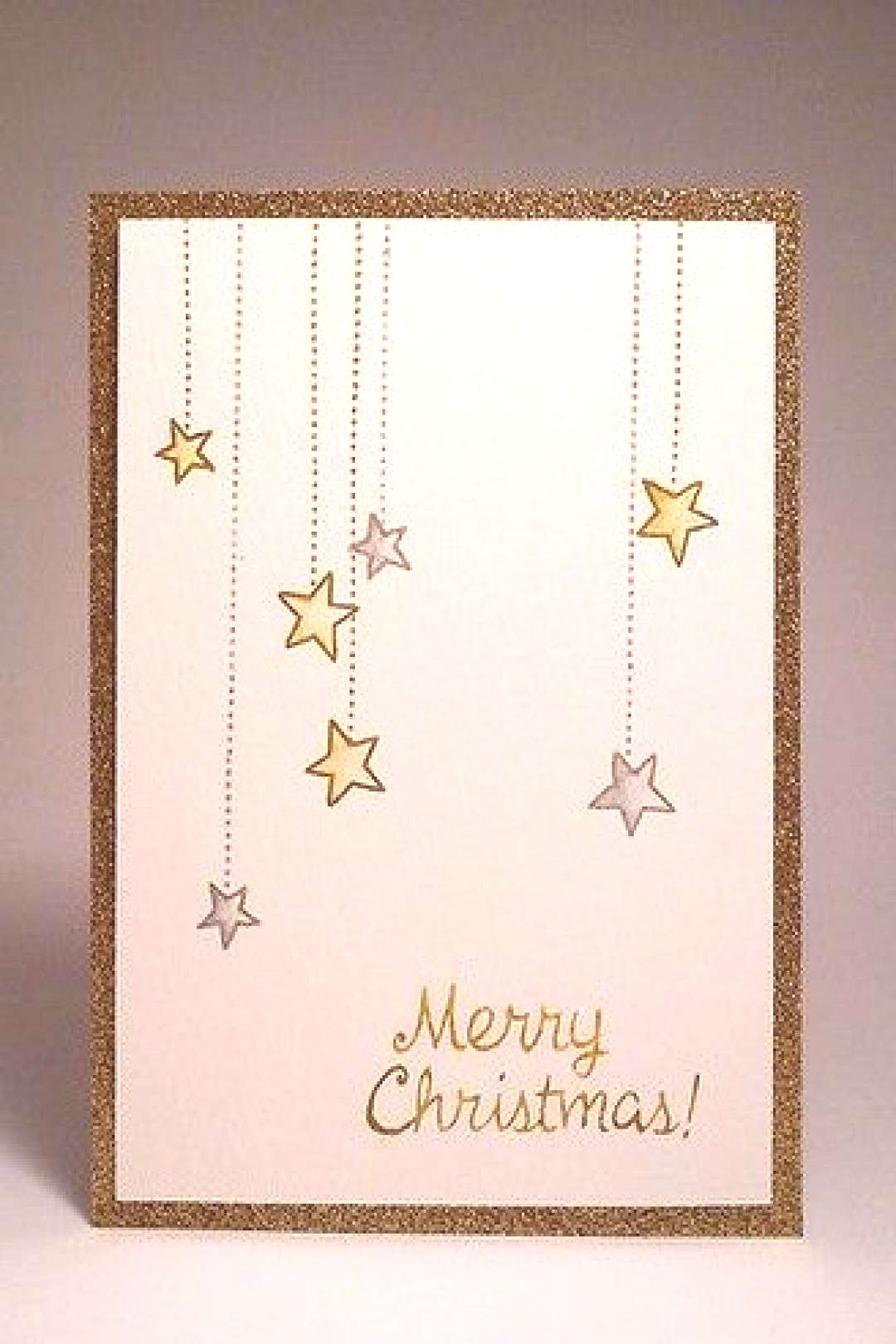 +20 Easy DIY Christmas Card Ideas You'll Want to Send This Season All the cards are created with