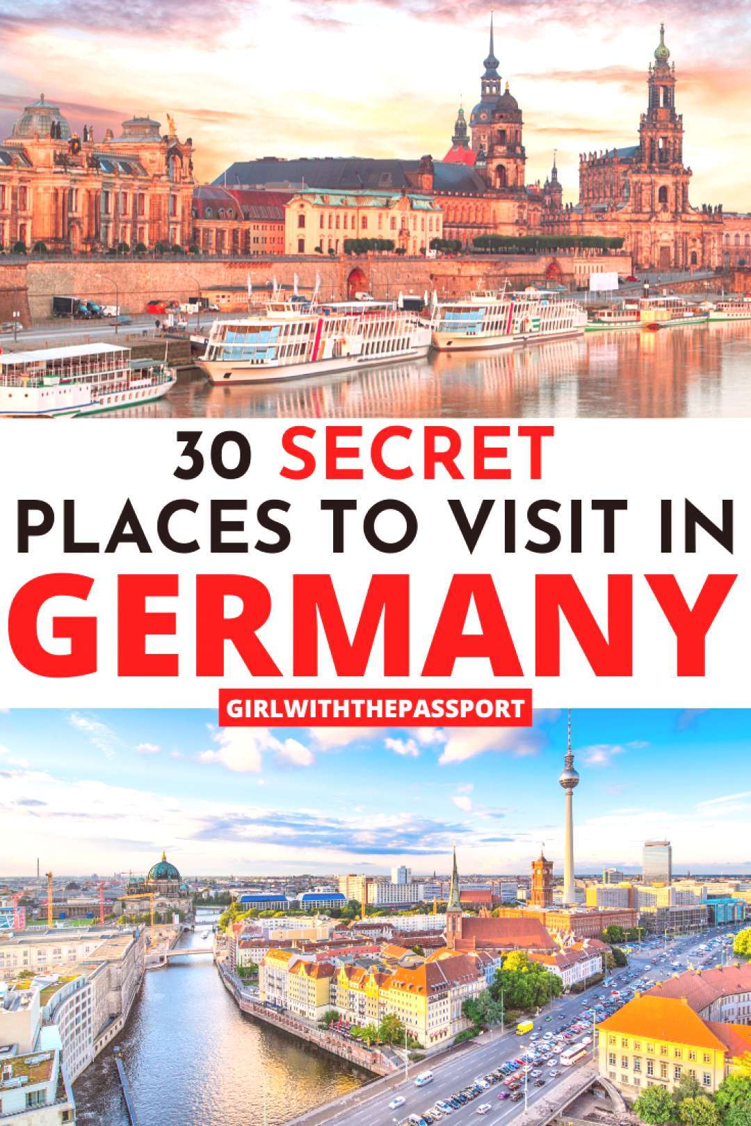 30 SECRET Places to Visit in Germany! Germany Travel | Germany Castles | Germany Itinerary | German