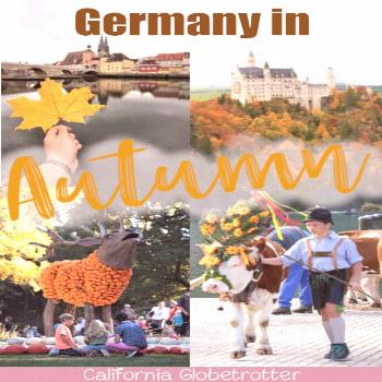 10Places to Visit in Southern Germany in Autumn   Autumn in Germany   Fall in Germany   Germany's