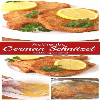 Authentic German Schnitzel