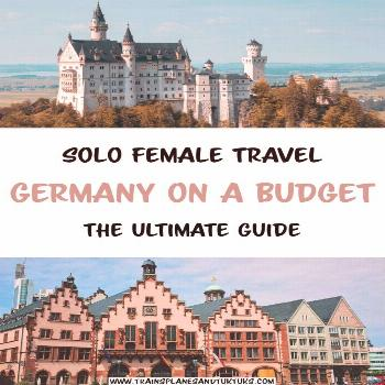 Backpacking Germany: The ULTIMATE budget Germany travel guide Think Germany is expensive? Think aga