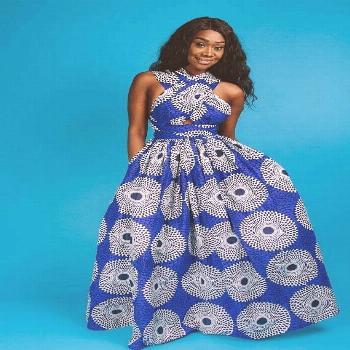 Bold and colourful Ankara fashion dresses  African Print fashion dresses for women