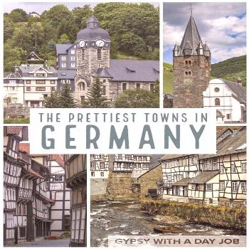 Fairy Tale Villages in Germany Scenes from 4 fairytale towns in Germany are on our pin, because Ger