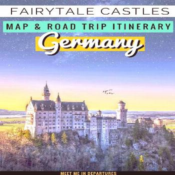 Fairytale castles of Germany - An awesome 7 day southern Germany road-trip Fairytale castles of Ger