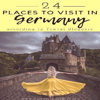 Finest Locations in Germany to Go to based on Journey Bloggers