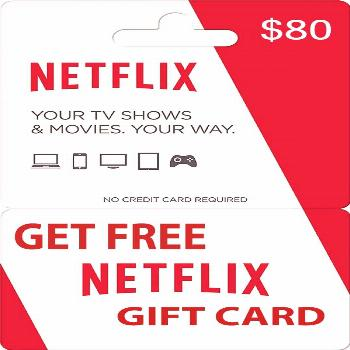 Free Netflix Gift Cards Contest || How to get free netflix gift cards | Netflix gift cards free  fr
