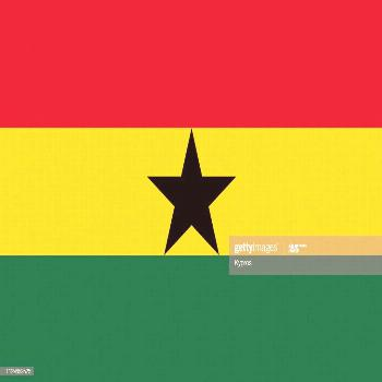 Ghana Flag Photography ,