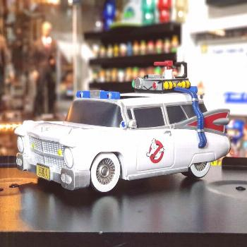 Ghostbusters - Ecto-1 . .
