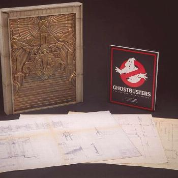 Ghostbusters Gozer Temple Collectors Edition Ghostbusters Book - Licensed, Original, Limited ...