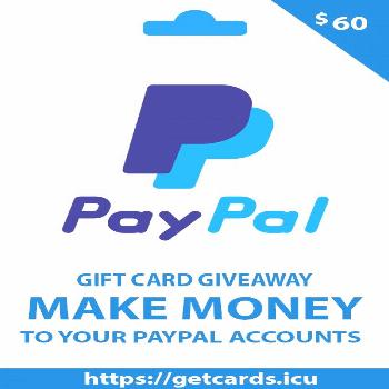 Giveaway $5  to $150 Paypal Account Cash || Paypal play Gift Card free 1refer 1Dollar  How To Get P