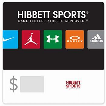 Hibbett Sports Castle Gift Cards - E-mail Delivery