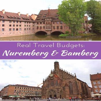 How Much We Spent Traveling in Nuremberg and Bamberg - Ali's Adventures Nuremberg and Bamberg in Ba