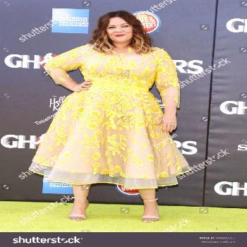Melissa McCarthy at the World premiere of 'Ghostbusters' held at the TCL Chinese Theatre in Hollywo