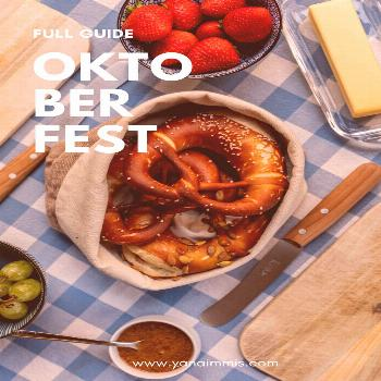 Oktoberfest Survival Guide Are you already in Munich? Or heading here soon? For all those who plan