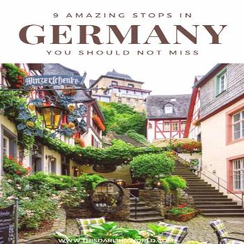 places to visit Germany Road Trip: 9 of the Most Beautiful Places to Visit in Germany - This Darlin