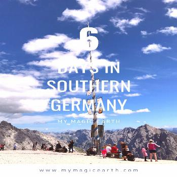 Route to southern Germany Route to southern Germany,