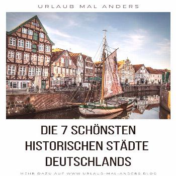 The 7 most beautiful historical and medieval cities in Germany - tents -  The 7 most beautiful hist