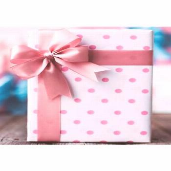 The finishing touches for your special gift! Select this gift package and you'll receive a high qua