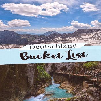 The Germany Bucket List! - Sophia's world -  What must and should you have seen and experienced in