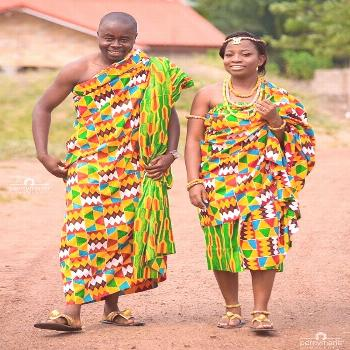 Traditional clothing of Ghana - National Cultures, Tribes & Traditional Costumes