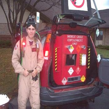 Trunk Or Treat - Ghostbusters#ghostbusters