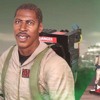 Winston Zeddemore Ghostbusters Statue - Licensed, Original, Limited Edition Sideshow and Hollywood