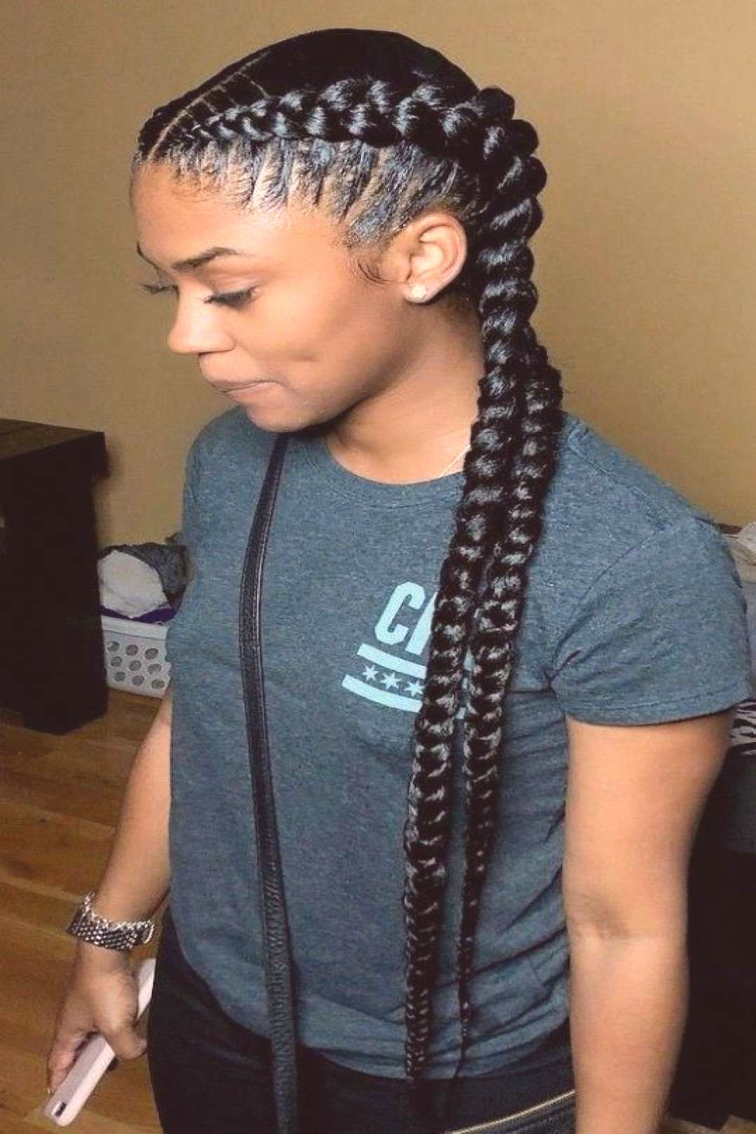 37 styles of braids from Ghana - a must for fashionable women 37 braid styles from Ghana – a mus