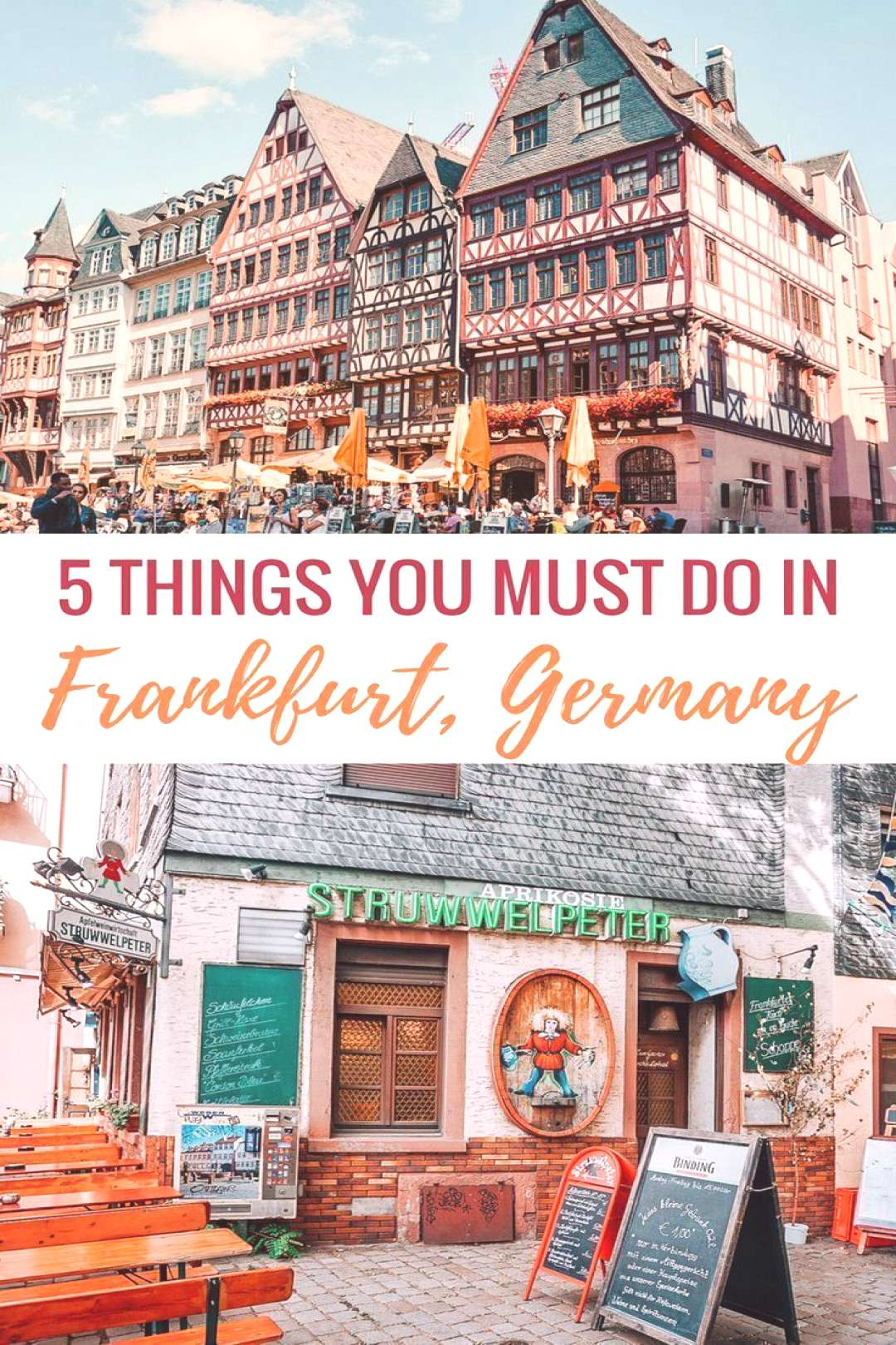 5 Things you Must do in Frankfurt Germany