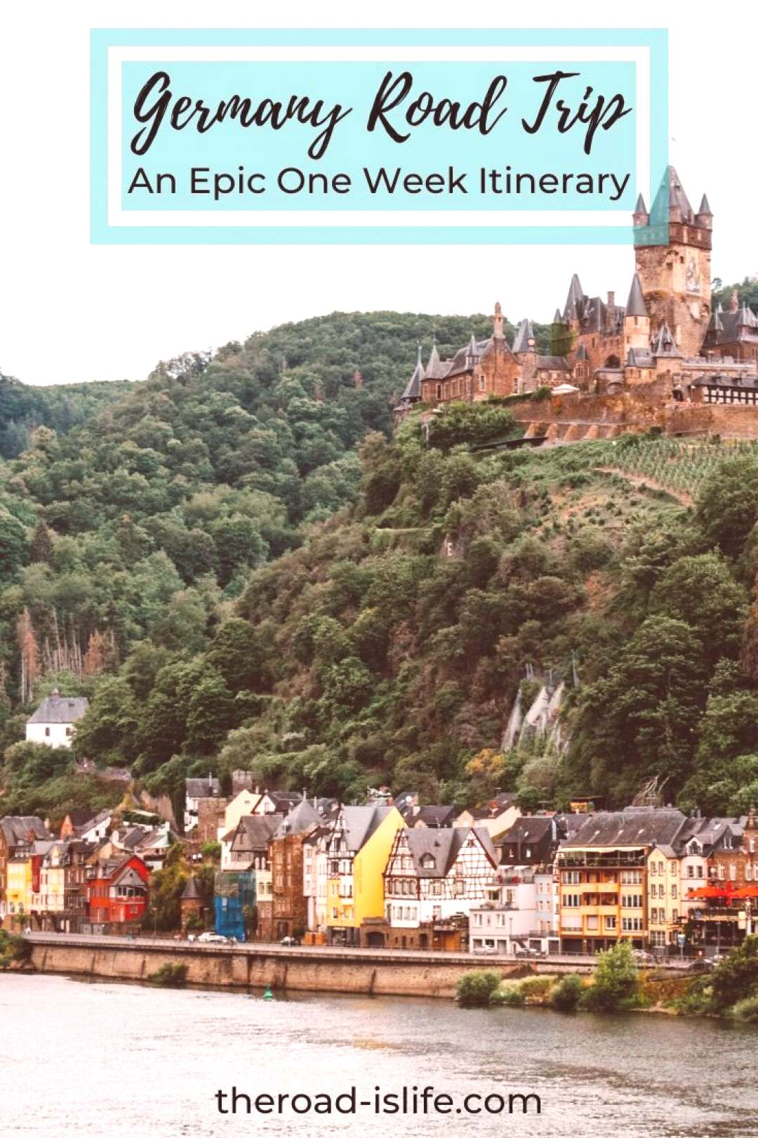 A Fairy Tale Germany Road Trip - The Ultimate One Week Itinerary Starting in Cologne and ending in