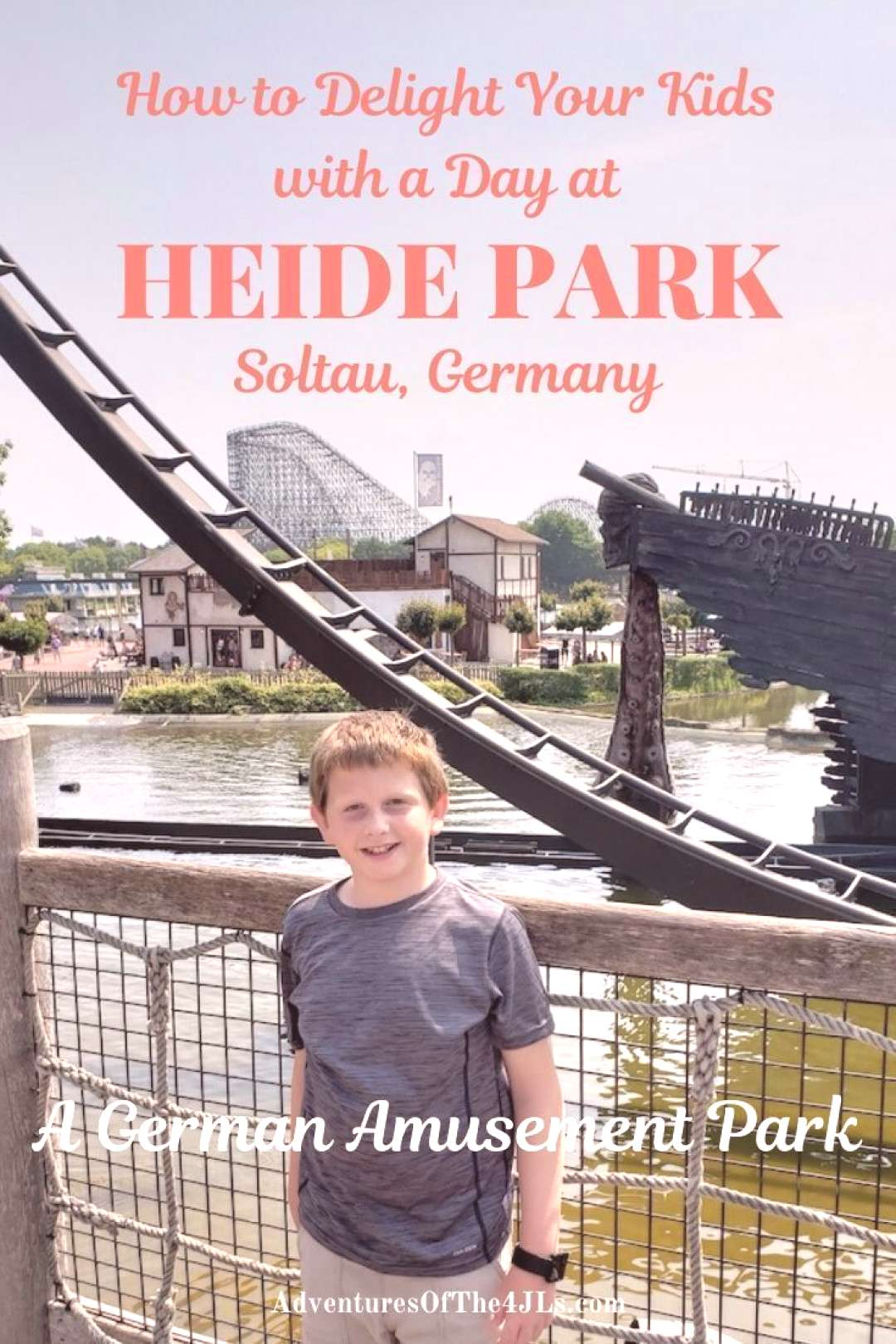 A German Amusement Park in Soltau, Germany Heide Park Join our family as we continue our internati