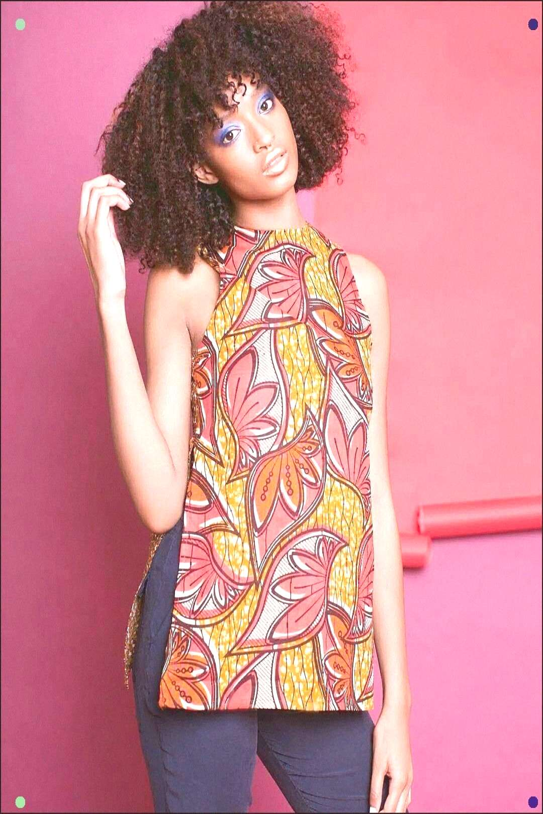 African Print Dress Styles For Women