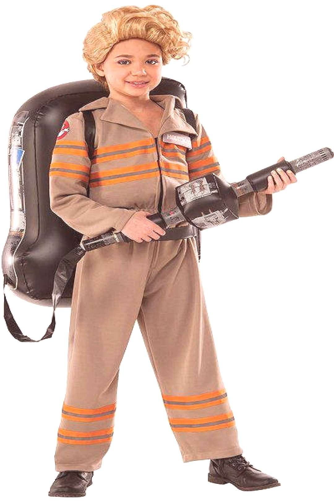 Asstd National Brand Ghostbusters Movie Ghostbuster Female Deluxe Child Costume...#asstd