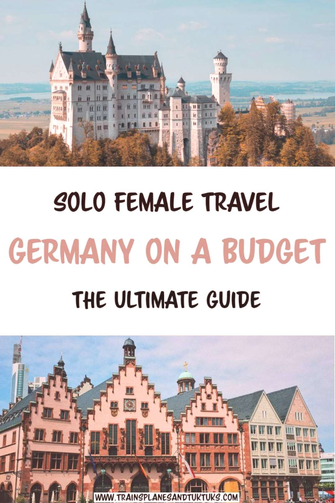 Backpacking Germany The ULTIMATE budget Germany travel guide Think Germany is expensive? Think aga
