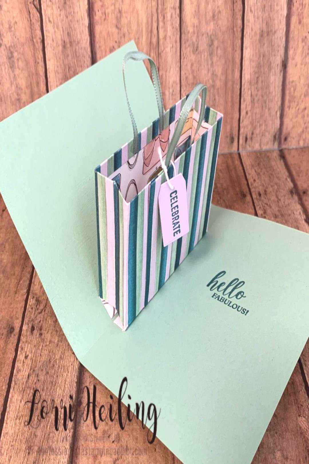 Best Dressed Shopping Bag Gift Card Holder + 2nd Release SAB Items!