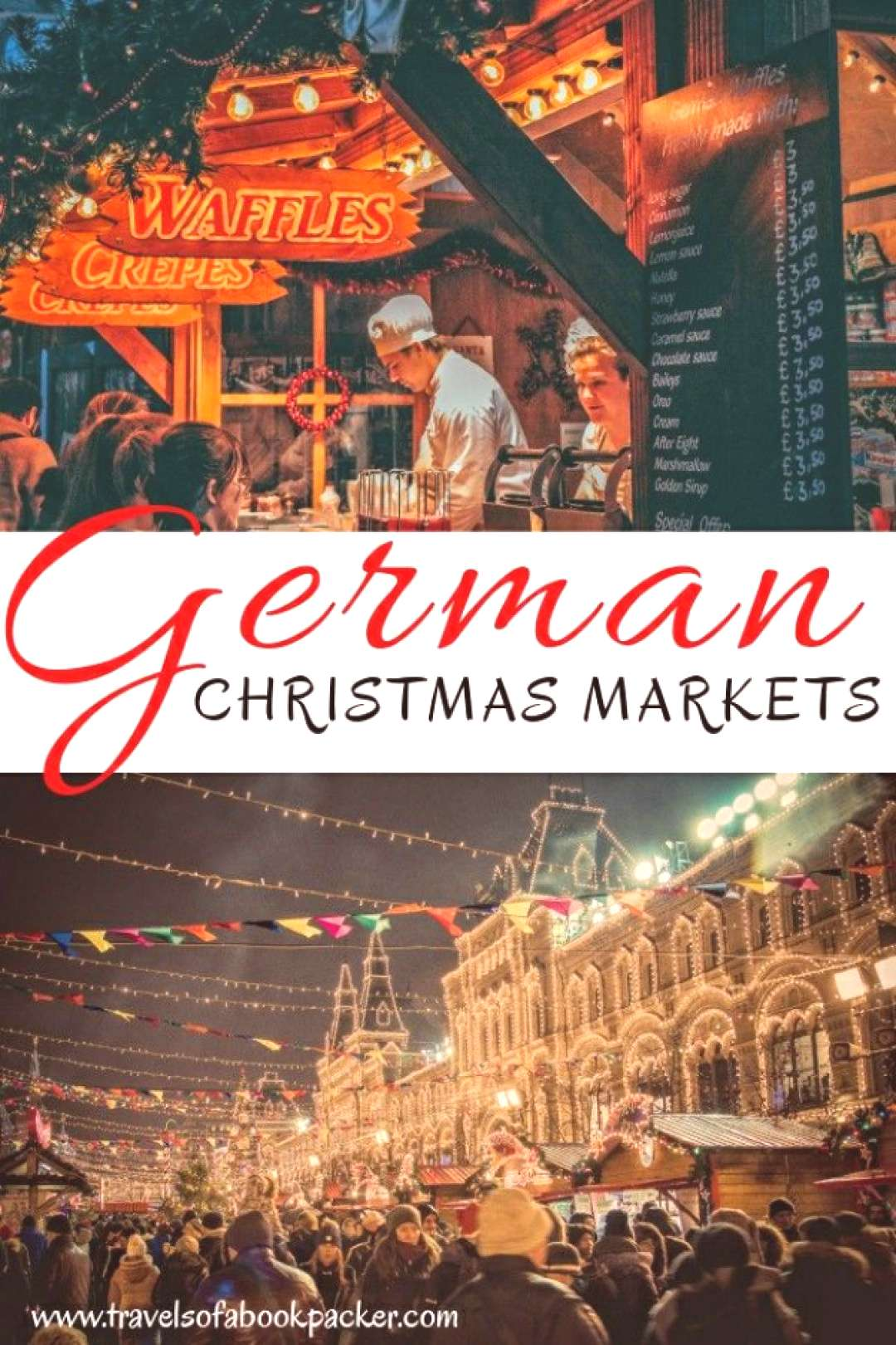 Christmas trip to Europe? Read our guide to the gorgeous and delicious German Christmas Markets.