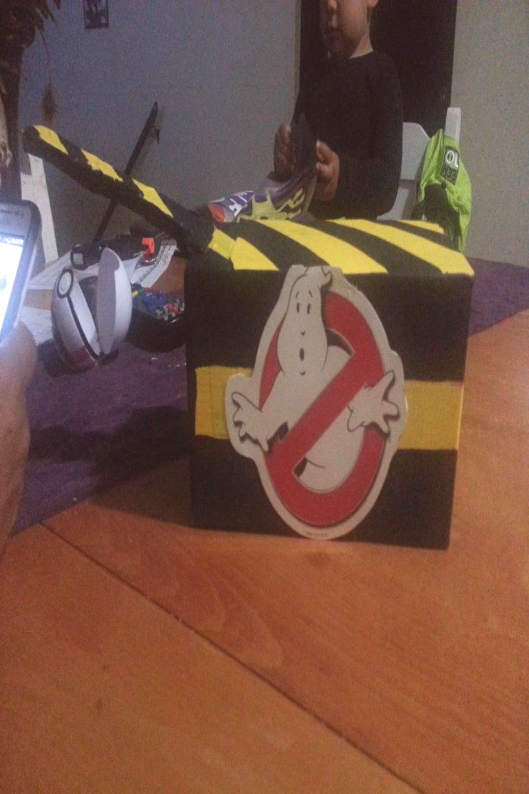 diy Ghostbusters costume#costume