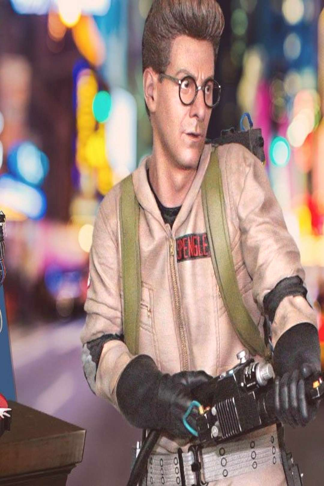 Egon Spengler Ghostbusters Statue - Licensed, Original, Limited Edition Sideshow and Hollywood Coll