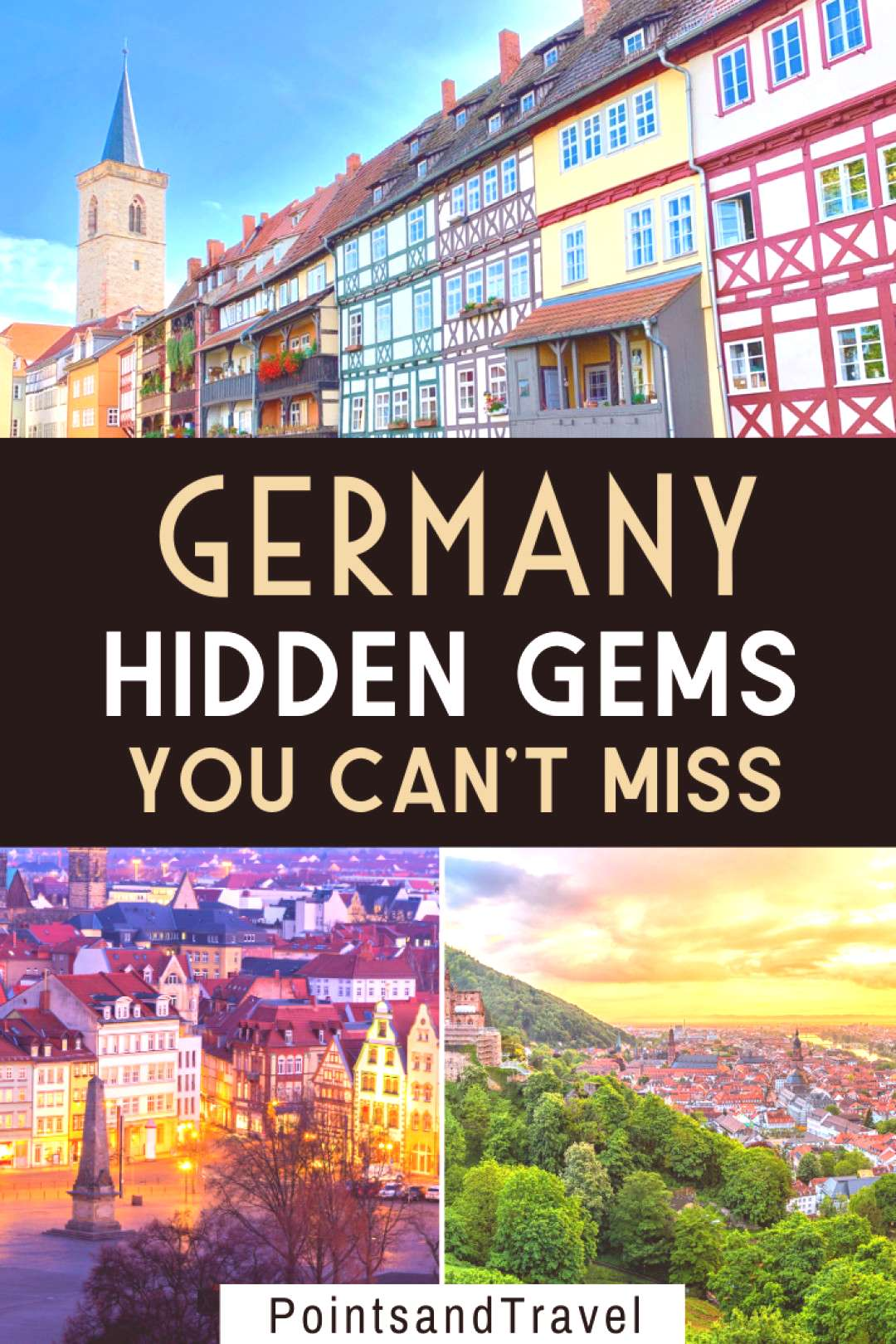 Germany Hidden Gems You Cant Miss This is my list of Germany Hidden Gems you need to add to your