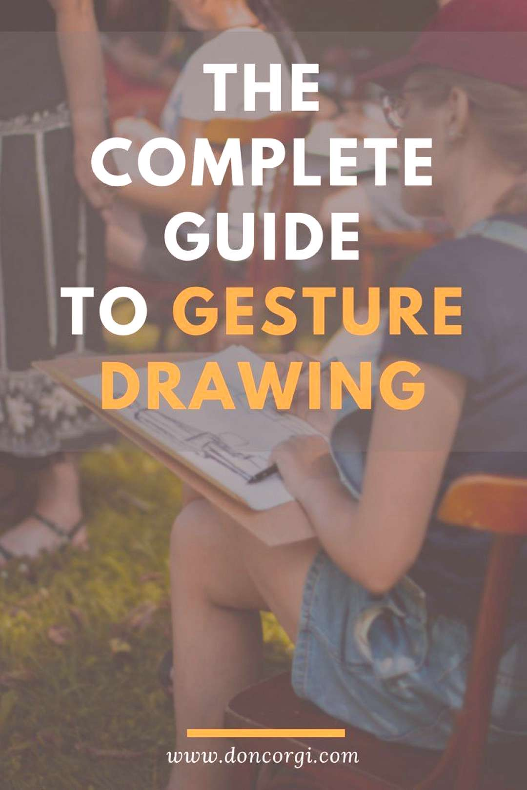 Gesture Drawing Practice The Ultimate Guide to Drawing Poses