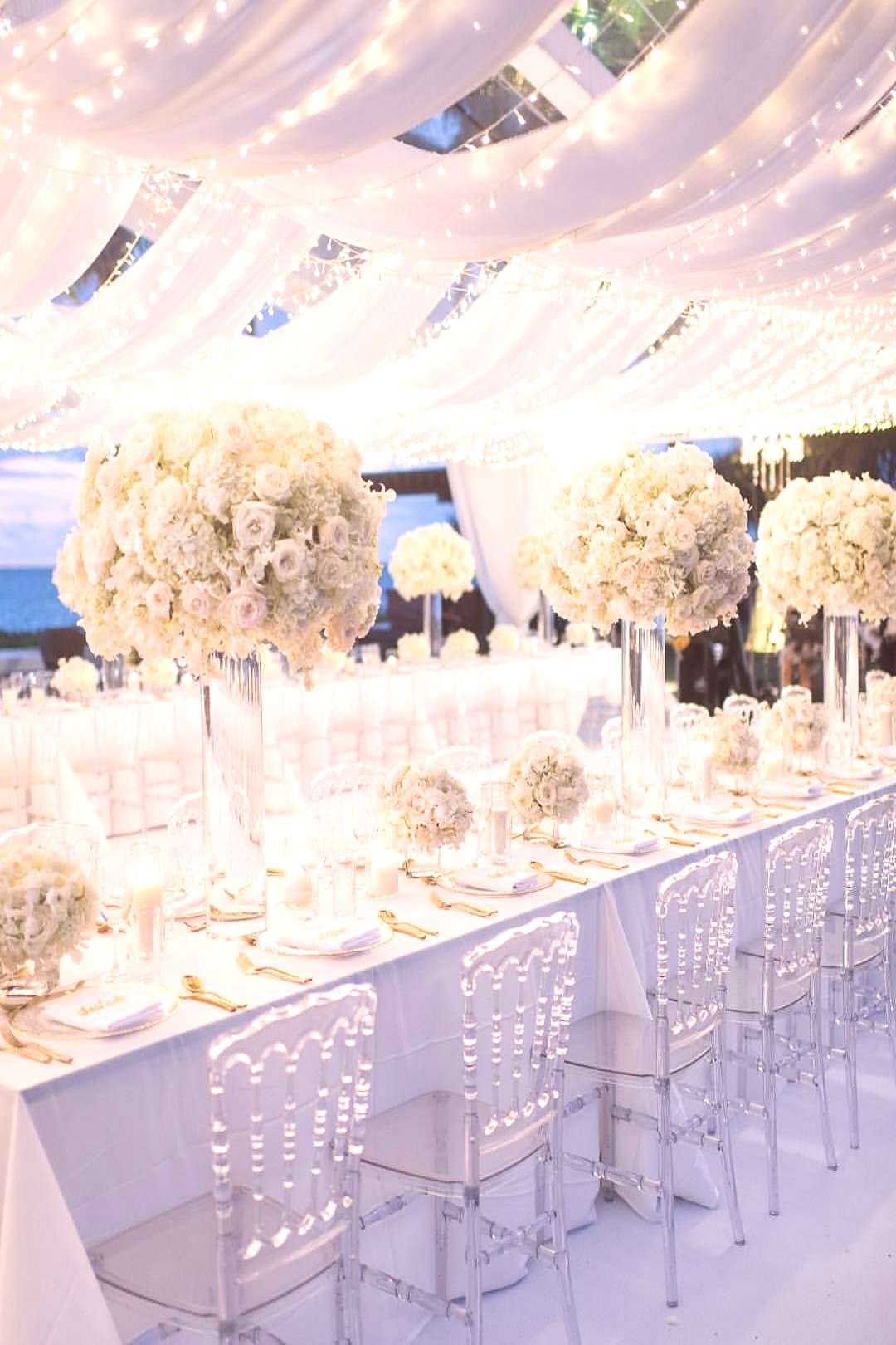 "Ghana Wedding Vendors on Instagram ""Divine purity!✨✨✨ . Decor @ Planner @thewe... Ghana"