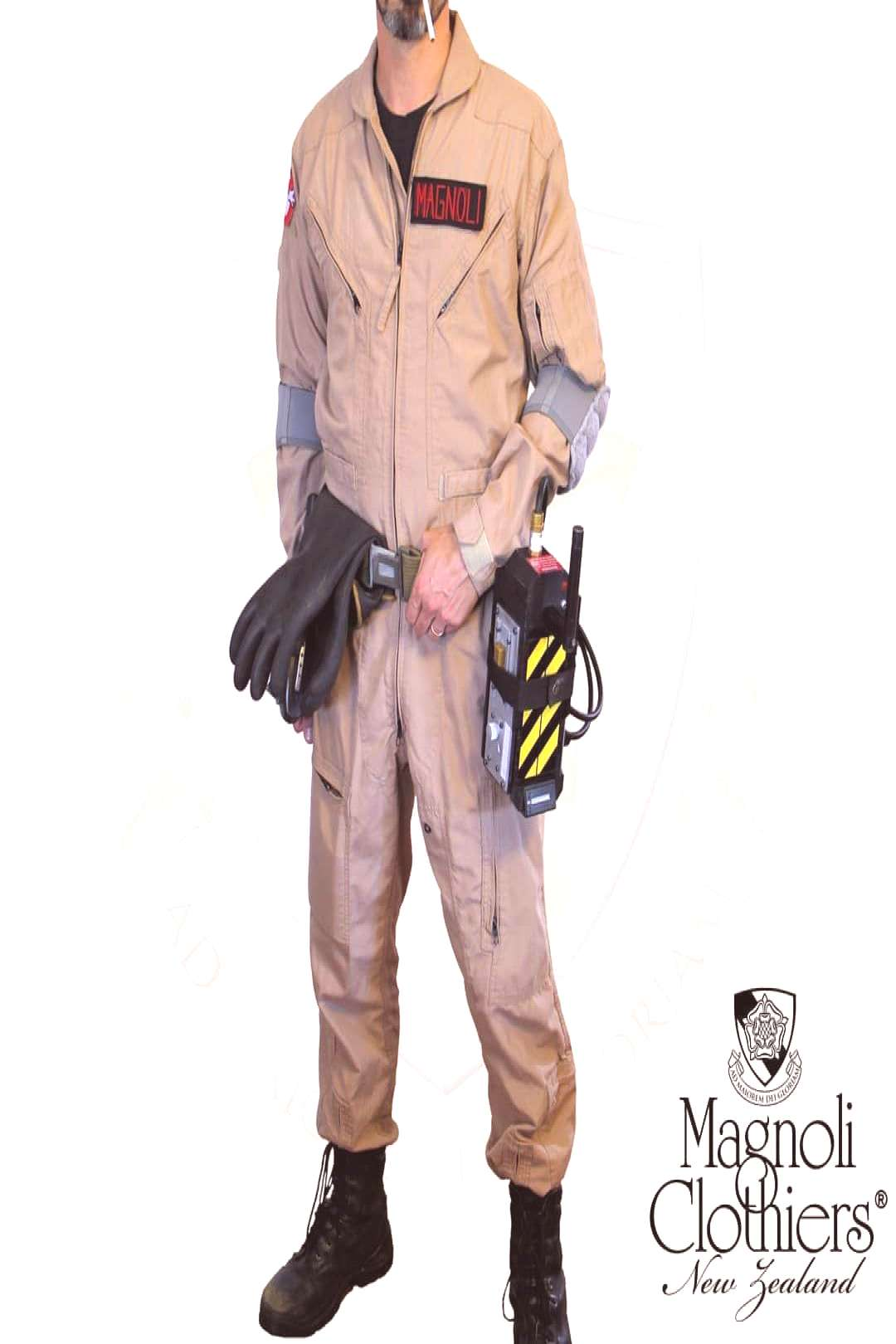 Ghostbuster Jumpsuit Our next big project is this classic jumpsuit! Were going to offer these in t