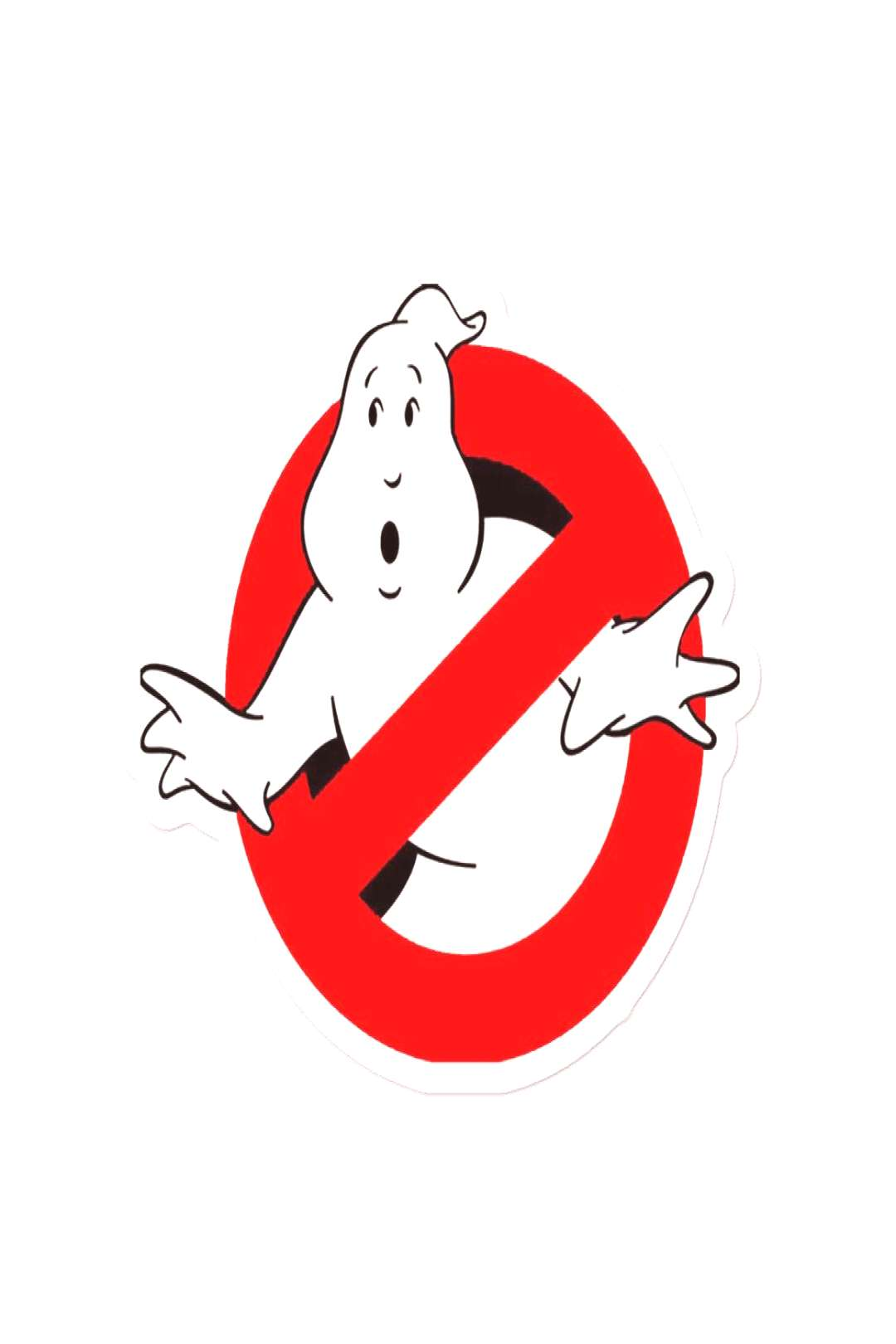 Ghostbusters No-Ghost logo Sticker