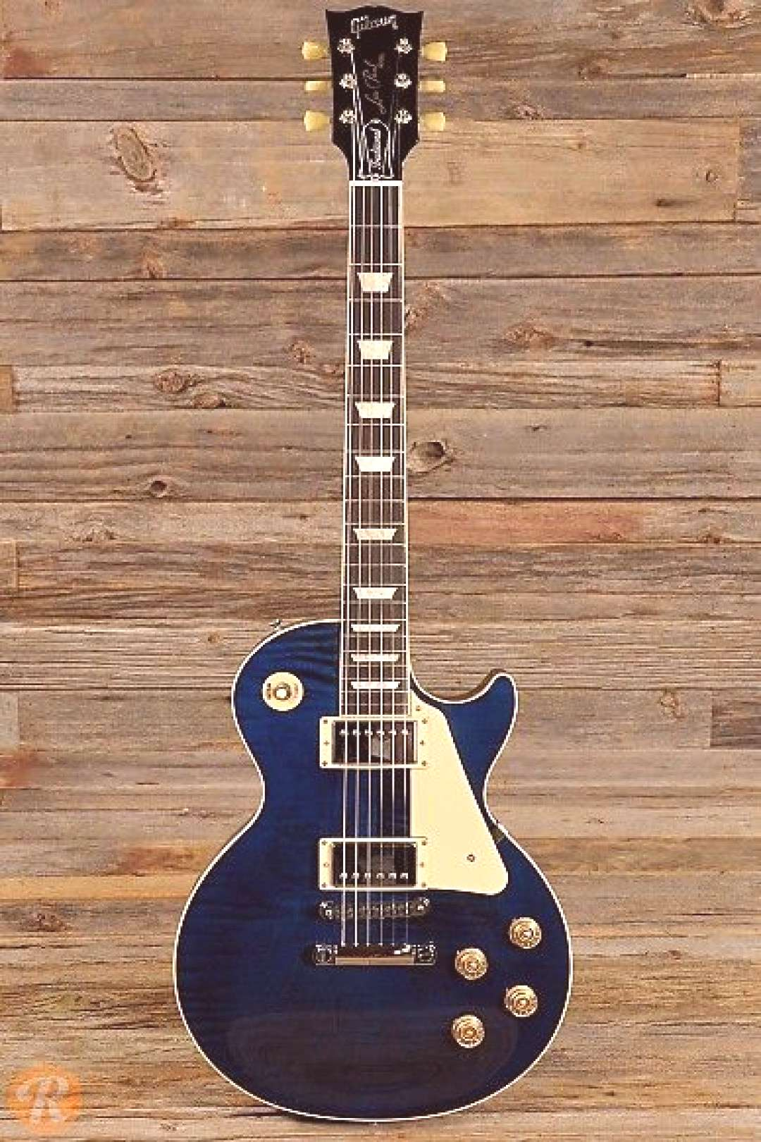 Gibson Les Paul Traditional 2013 Chicago Blue Price Guide | Reverb