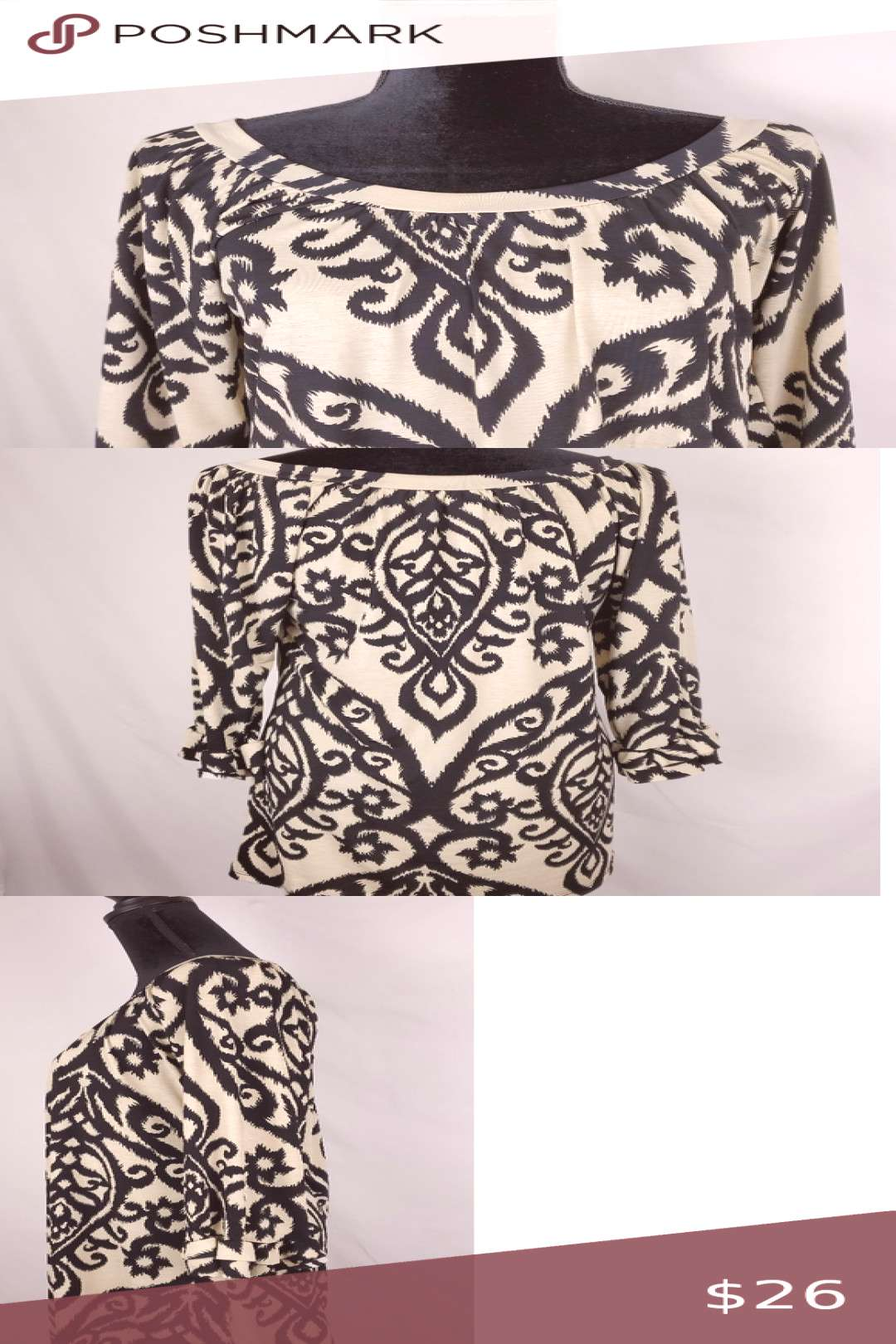 Giddy Up Glamor ? Beautiful Top. Size XL Giddy Up Glamor ? Beautiful Top. Size XL.  Long s