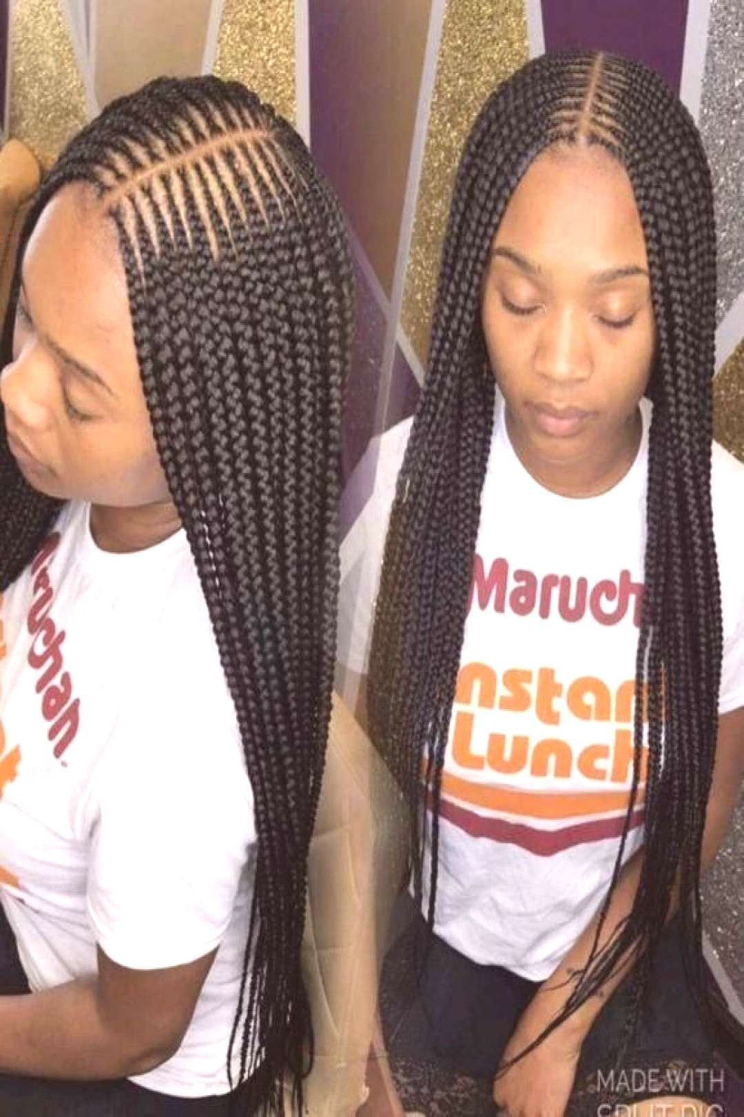 Gorgeous Ghana Braid Hairstyle Ideas To Try Out Soon 13 Gorgeous Ghana Braid Hairstyle Ideas To Try