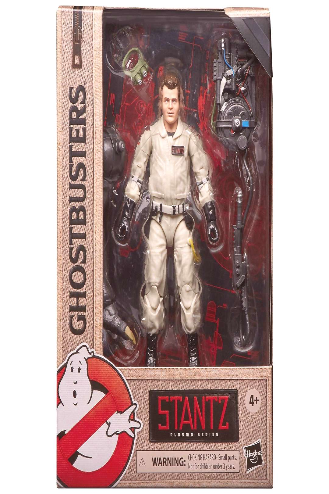 Hasbro Ghostbusters Plasma Series Ray Stantz Toy 6-Inch-Scale Collectible Classic 1984 Ghostbusters
