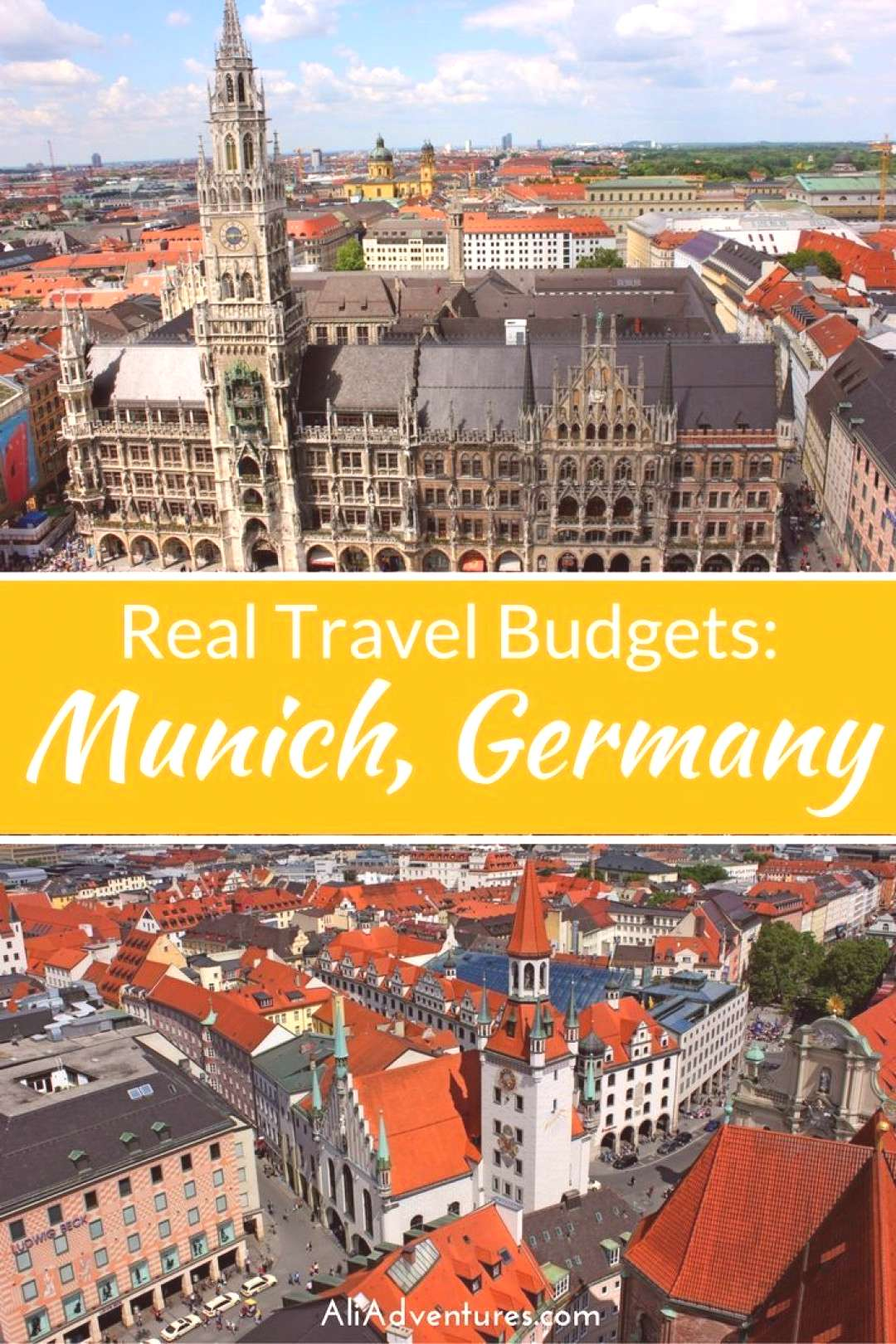 How Much We Spent Traveling in Munich | Alis Adventures Munich is one of Germanys most popular ci