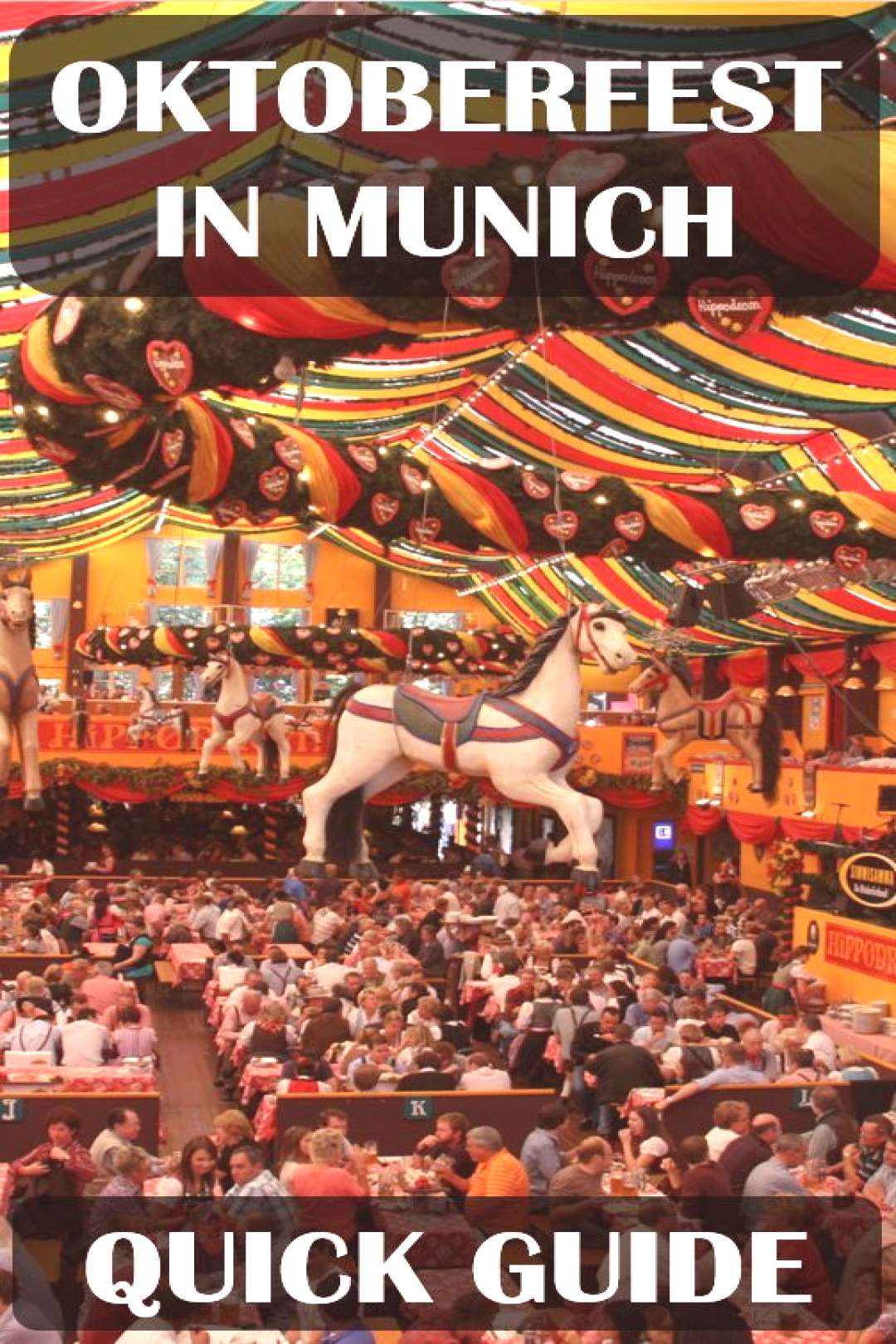 Octoberfest in Munich It was the perfect moment as we sat at the table eating the best chicken with