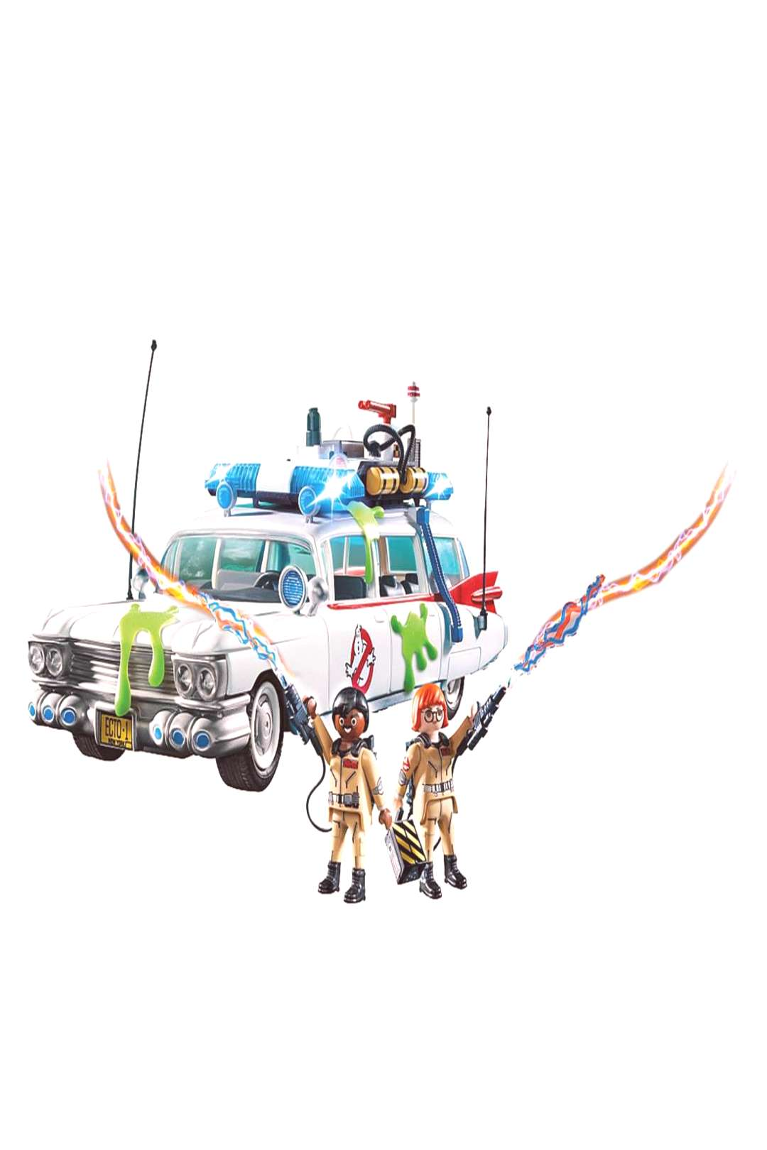 Playmobil Ghostbusters Ecto-1 Playset - 9220